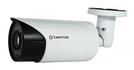 Новая IP-камера TANTOS – новые возможности безопасности