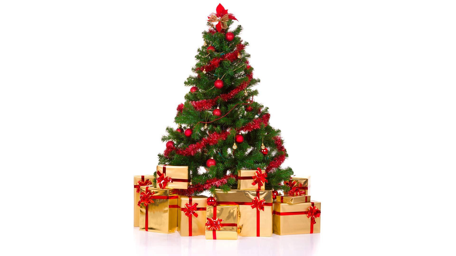 елка картинка новогодняя