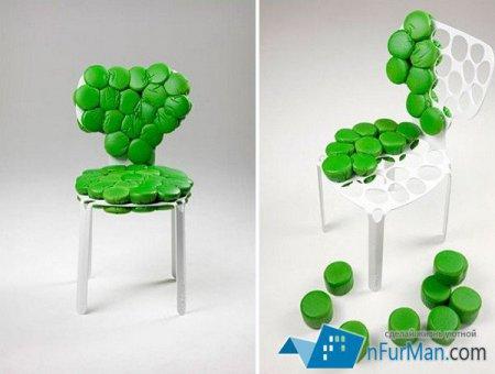 Креативный стул-конструктор